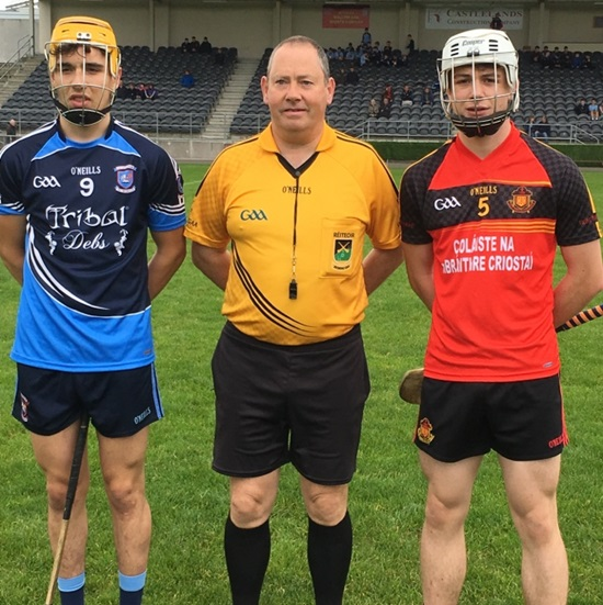 Dr. Harty Cup Hurling – CBC Cork 4-17 Colaiste Iosaef Kilmallock 1-13 – Match Report