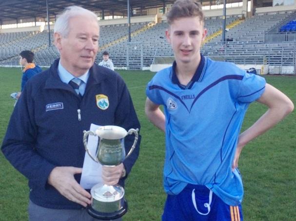 Corn Eamainn Ui Mhairtin 15 C Football Final – PS IS Kenmare 0-11 Gaelcolaiste Kerry 0-9