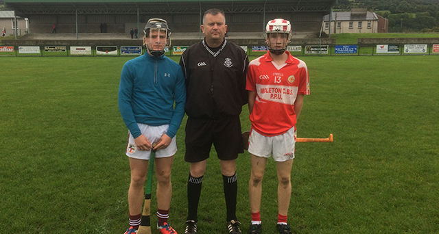Dean Ryan Cup U16.5 A Hurling – CBS Midleton 4-14 Our Lady's Templemore 2-15
