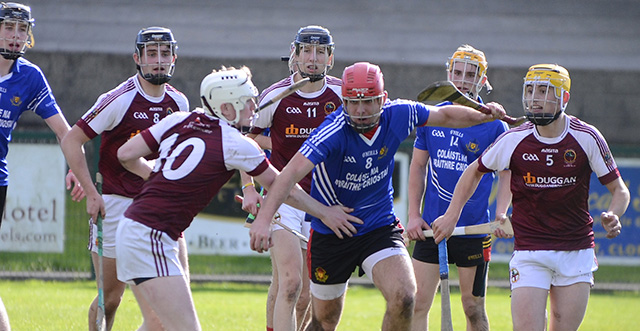 Dr. Harty Cup Round 2 Results / Group Tables