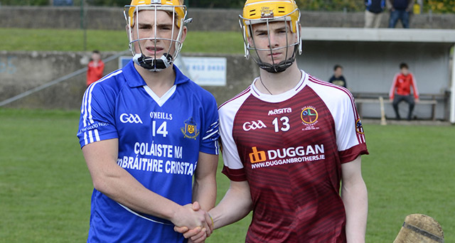 Dr. Harty Cup – Our Lady's Templemore 1-15 Christian Brothers College Cork 2-11