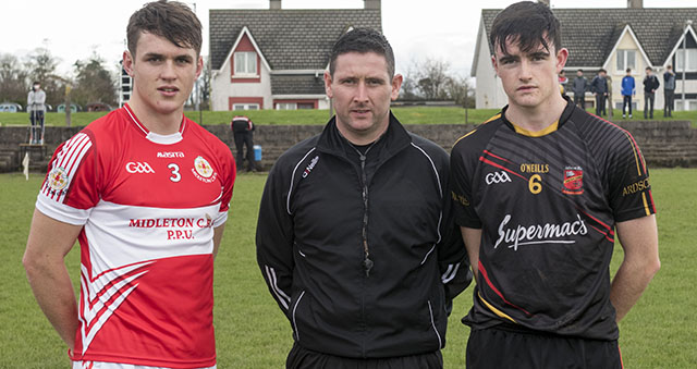 Dr. Harty Cup Hurling – Ardscoil Ris 2-16 Midleton CBS 1-18 – Match Report