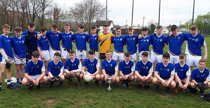 Corn Seosamh Ui Neill Final 2019 – Colaiste Dun Iascaigh 1-10 Beara Community School 0-8 – Match Report