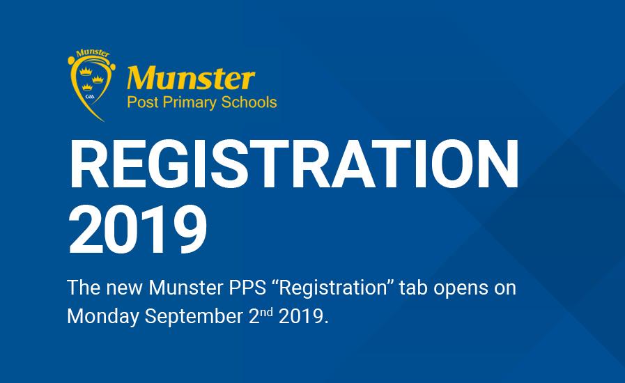 Registration 2019