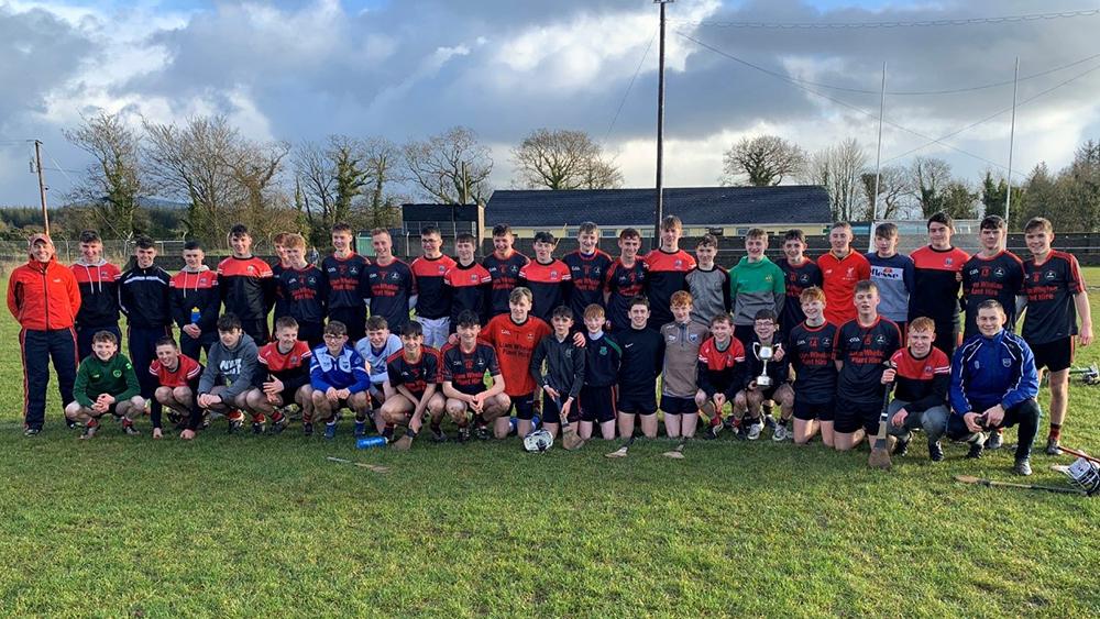 2019/2020 Corn an Dara Uí Dhonabháin Munster Under 16.5 C Hurling Final – St Augustine's College 4-14 Ennistymon CBS 0-17