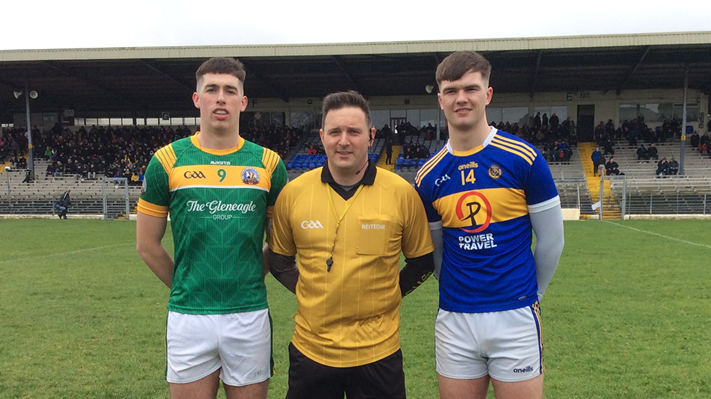 2019 / 2020 Corn Uí Mhuirí Football (Under 19 A Football) Final – Tralee CBS 4-15 St. Brendan's Killarney 1-15