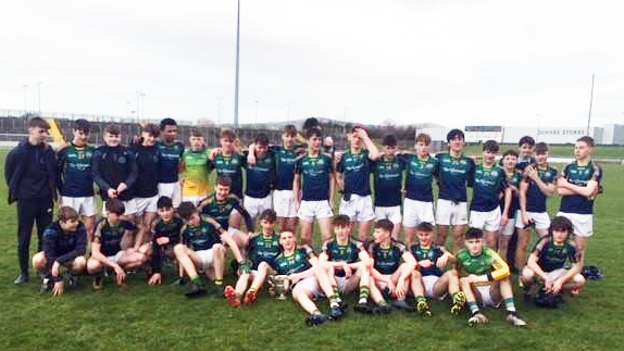2019 / 2020 Frewen Cup Under 16.5 A Football Final – St Brendan's College 1-14 Tralee CBS 2-7