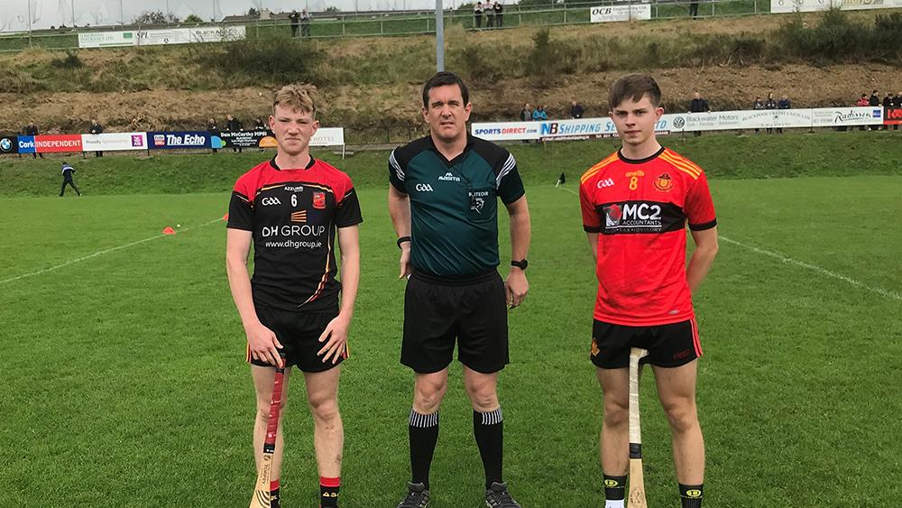 2021/2022 Dean Ryan Cup U16.5 A Hurling Q-Final – Ardscoil Ris Limerick 1-18 CBC Cork 1-9